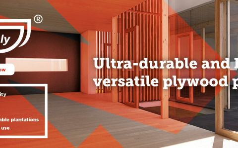 Duraply ultra-durable plywood