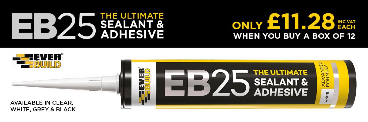 Everbuild EB25 Sealant