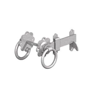 Gatemate Ring Gate Latch 150mm Galvanised