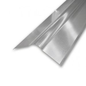 Galvanised Roll Top Ridge 380mm x 0.5mm x 1800mm