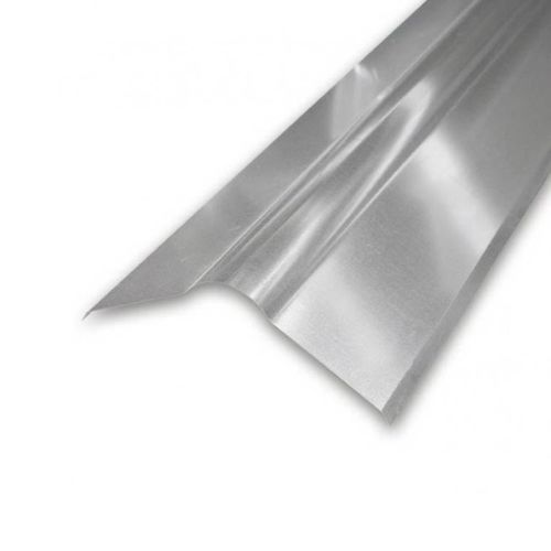 Galvanised Roll Top Ridge 380mm x 0.5mm x 1800mm