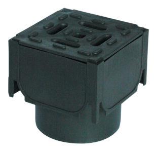 Aco Hexdrain Plastic Corner Unit