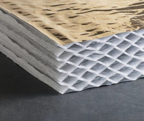 Actis Hybris wall insulation panel