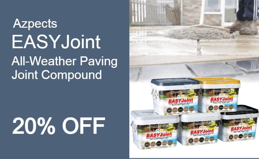 20% off Azpects EASYJoint
