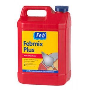 Feb Mix Plus Plasticiser