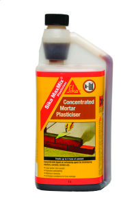 Sika Concentrated Plasticiser For Mortar