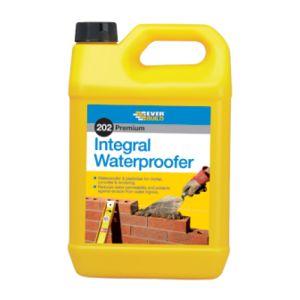 Everbuild 202 Integral Liquid Waterproofer