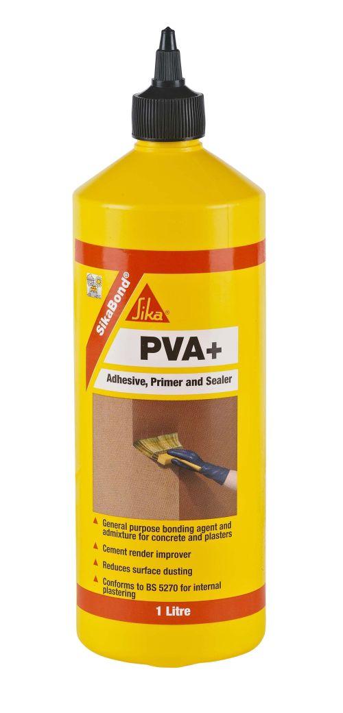 Sika Bond PVA Adhesive - 1 Litre