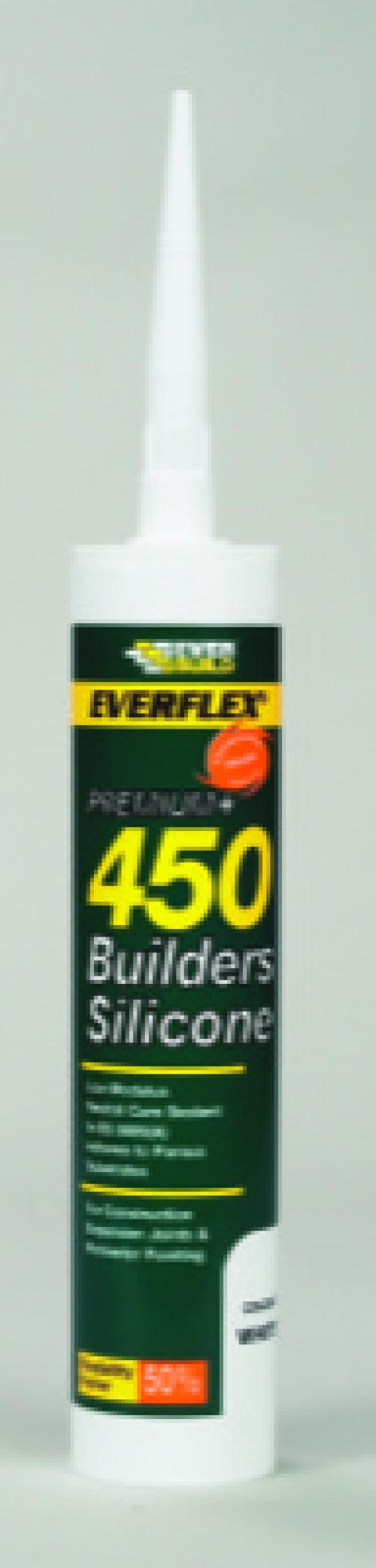 Builders Silicone Sealant 450