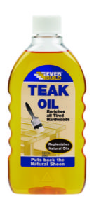 Everbuild Teak Oil