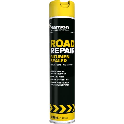 Hanson Road Repair Bitumen Sealer And Primer 750ml