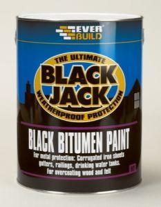 Black Jack 901 Bitumen Paint