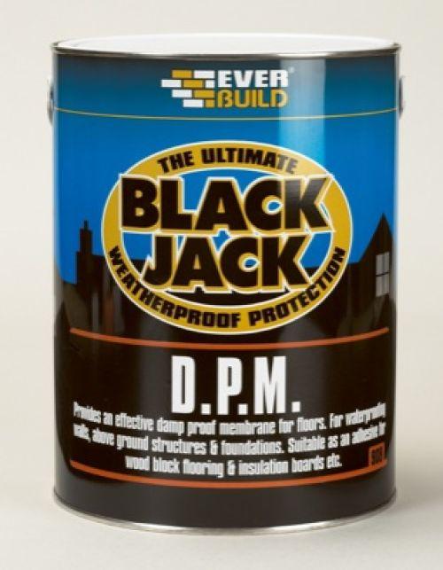Black Jack 908 DPM Bitumen Waterproofer