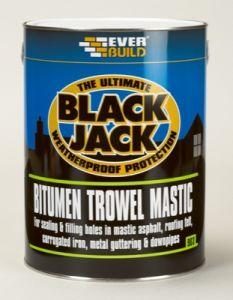 Black Jack 903 Bitumen Trowel Mastic