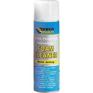 Everbuild Polyurethane Foam Cleaner 500ml
