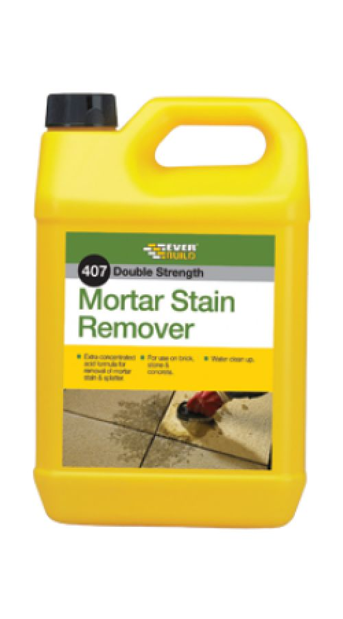 Everbuild 407 Mortar Stain Remover