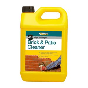 Everbuild 401 Brick And Patio Cleaner