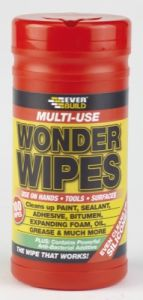 Everbuild Wonder Wipes (100 No)