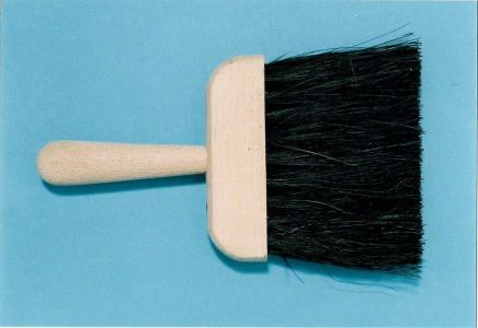 Faithfull Jamb Duster Black Fibre