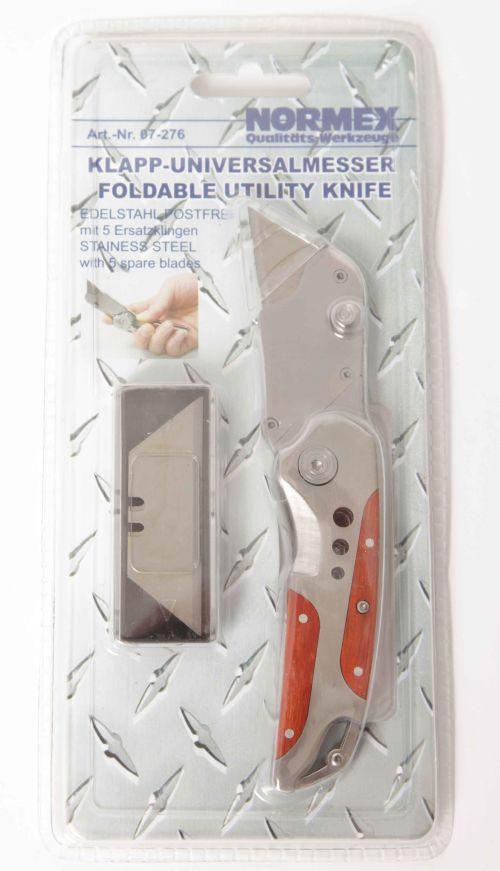 Normex Folding Utility Knife