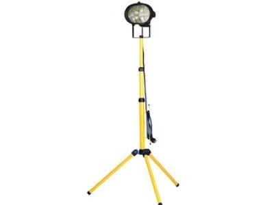 Single Site Lamp And Adjustable Stand