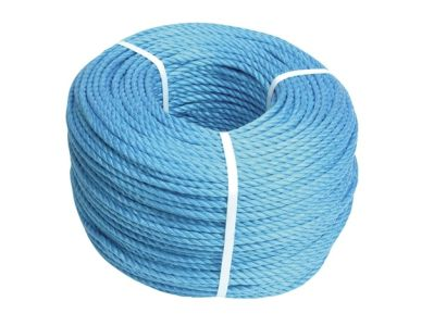 Blue Poly Rope 30 Metre Roll