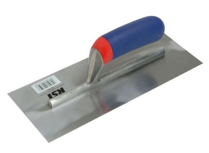 RST Soft Touch Handle Finishing Trowel