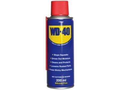 WD40 Oil Aerosol