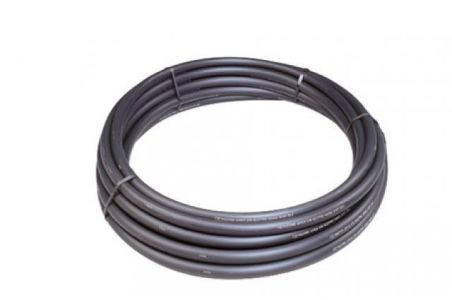 Electric Cable Duct Black 50 Metre Roll 63mm
