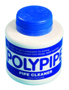 Cleaning Fluid Polypipe