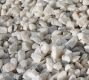 White Dolomite Chippings 10mm