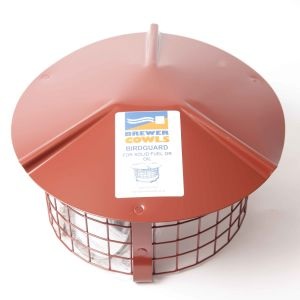 Brewer Birdguard Solid Fuel Painted