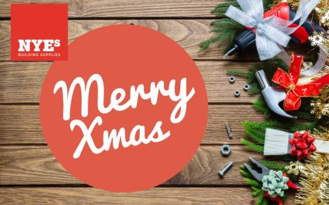 Merry Xmas from NYEs Building Supplies