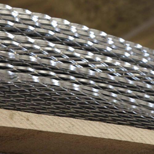 Expanded Metal Galvanised Sheeting