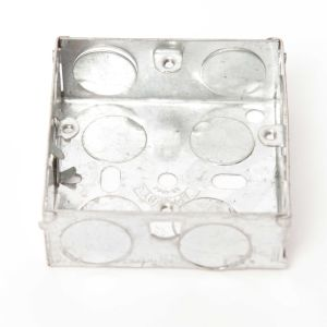 Metal Back Box