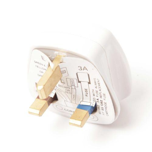Plug White Nylon