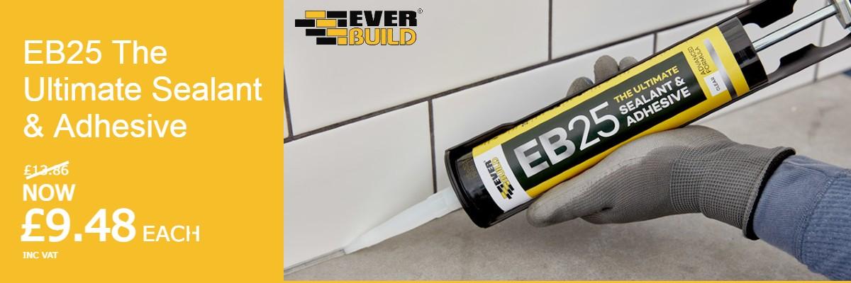 EB25 Sealant & Adhesive