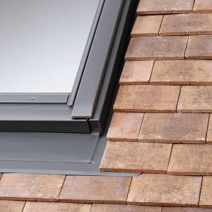 Single Plain Tile Flashing