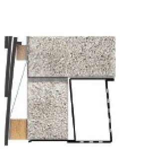 200mm Box Steel Lintel