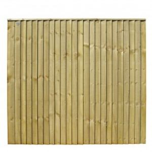 Weston Closeboard Fence Panel