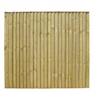 Weston Closeboard Fence Panel