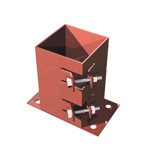 Metpost Bolt Down Syst-2