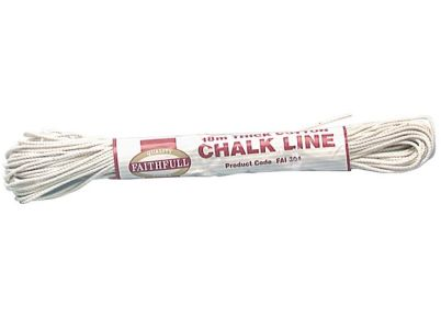 Thick Cotton Chalk Line