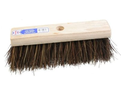 Bass Broom Head Stiff  Flat