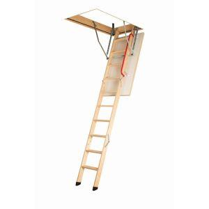 Fakro LWK Komfort Wooden Loft Ladder