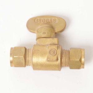 Gas Cock Compression