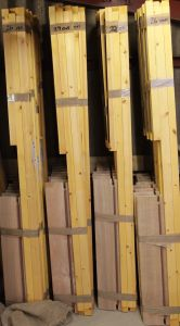 Self Assembly Pack Door Frame No Cill