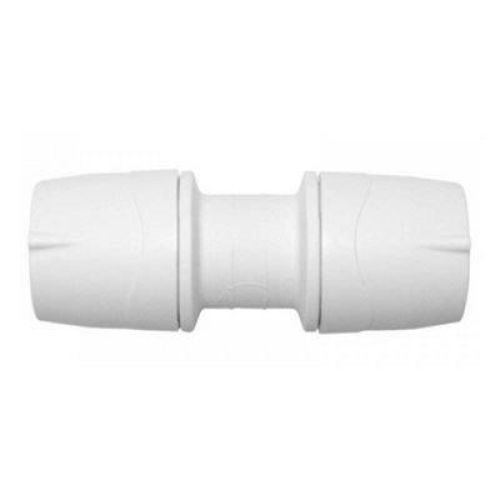 Polypipe Polymax Straight Coupler 15mm