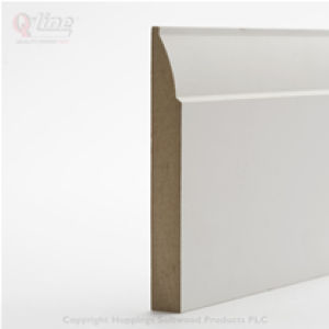 Primed MDF Ovolo Architrave