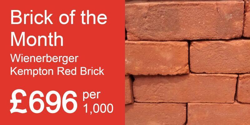 Wienerberger Kempton Red Brick